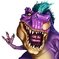 Dinosaur Avatar